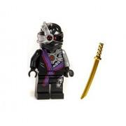 Lego Ninjago 2014 - Nindroid Warrior with Golden Sword