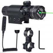 Laser verde pentru arma cu suport