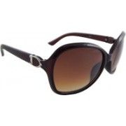 ELS Butterfly Sunglasses(Brown)