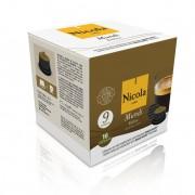 Capsule Nicola Cafes Mundi Exotico, compatibile Dolce Gusto, 16 capsule