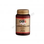 Productos OBIRE Coral calcio - 500mg - 60 cápsulas . origen marino. obire - vitaminas y minerales
