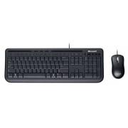 Microsoft Keyboard and Mouse Desktop 600 Black