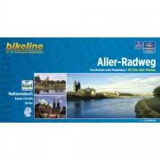 BIKELINE ALLER RADWEG - Radwanderführer - 3. Auflage 2016 - Radwanderführer