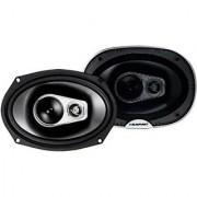 Blaupunkt Triaxile Oval Gtx 693 Hp Coaxial Car Speaker (Black)