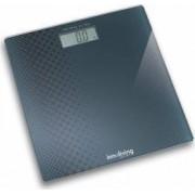 Cantar electronic Innofit INN-101 180 kg Platforma de sticla Negru