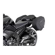 SW-Motech BLAZE alforje conjunto preto/cinza - Yamaha FZ1, a Fazer ...