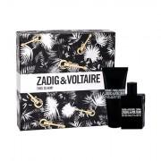 Zadig & Voltaire This is Him! confezione regalo eau de toilette 50 ml + doccia gel 100 ml uomo