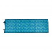 EGLO Slaapmat zelfopblazend - groen/blauw - 195x60x2,5 cm