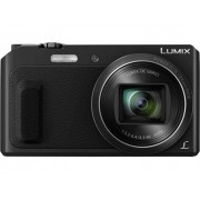 Panasonic DMC-TZ58EG-K Digitale camera 16 Mpix Zoom optisch: 20 x Zwart Full-HD video-opname, WiFi, Draai- en zwenkbare display