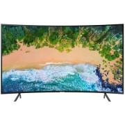Televizor LED Curbat Smart Samsung 123 cm 49NU7302 4K Ultra HD