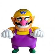 Jakks Pacific World of Nintendo Super Mario Wario Figure