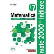 Matematica. Algebra, geometrie. Caiet de lucru. Clasa a VII-a. Initiere. Partea I/Ion Tudor