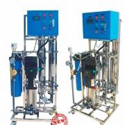 Sistema de Osmosis Inversa 2200 GPD 1 membrana o 4400 GPG con 2 membranas