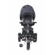 Tricicleta multifunctionala 4 in 1 Neo Black Crowns