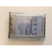 "Toshiba New 120GB 1.8"" SATA Mini Hard Drive MK1233GSG"
