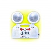 Lámpara Led Emergencia Recargable Automática - HB Led