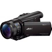 Sony FDR-AX100 4K (Ultra-HD)/1080p (Full HD)/720p (HD-ready) Camcorder, WLAN, NFC