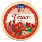 Ser Żółty Dojrzewający Z Przyprawami Feuerkase (50% Tłuszczu W Suchej Masie) Bio (Około 4,5 Kg) - Sobbeke