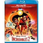 Disney Los Increíbles 2 3D (incluye versión 2D)
