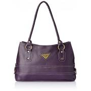 Fostelo Women's Handbag Purple (FSB-205)