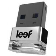 Stick USB Leef Supra, 64GB, USB 3.0 (Argintiu)