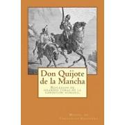 Don Quijote de la Mancha (Spanish) Edition, Paperback/Miguel De Cervantes Saavedra