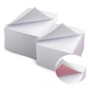 Hartie imprimanta maticiala A3-2ex. alb/roz, Super White, 56/55 g/mp, 850 seturi/cutie
