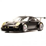 Porsche 911 (997) GT3 RSR 2009 Plain Body Version - Black in 1:18 Scale by AUTOart