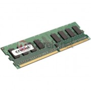 Memorie DDR2 Crucial 2GB 800MHz CL6 1.8V, PC26400