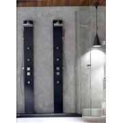 COLUMNAS HIDROMASAJE MODELO LONG. POALGI - Columna Long modelo Top con colores Granito Plus
