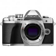Olympus OM-D E-M10 Mark III + 14-42mm + 40-150mm Travelkit Zilver