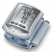 Tensiometru de incheietura BC16 Beurer, LCD, 2 x 50 memorii