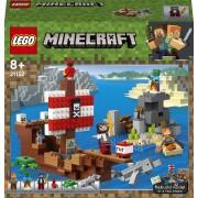 LEGO Aventura corabiei de pirați