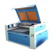 Masina CNC de taiat si gravat cu LASER DSP CO2 130W 1200x900 mm