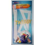 Geometrijski set Twigy 1/4