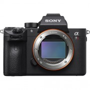 Sony Body Aparat Foto Mirrorless A7R III 42MP Full Frame 4K