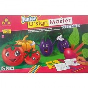 Toysbox Design Master - Junior (Vegetables)