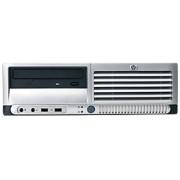 Calculator HP DC7100, SFF, Intel Pentium 4, 2.80 GHz, 1GB DDR, 80GB SATA, DVD-RW