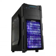 Kuciste Antec GX200 Window Blue, Gaming Edition