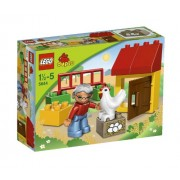 Lego Duplo Chicken Coop