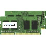 Crucial 8GB (2x4GB) DDR3 1600 MT PC3-12800 SODIMM 204pin for Mac