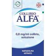 DOMPE' FARMACEUTICI SPA Collirio Alfa*collirio 10 Ml 0,8 Mg/ml