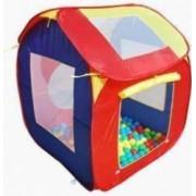 Cort de joaca pentru copii 200 bile colorate incluse
