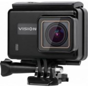 Camera video sport Kruger Matz Vision P500 4K Lentila 12.4MP BT WiFi 80g Black
