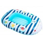 """Barcă gonflabilă pentru plajă colecția """"Sea World Colors"""""""