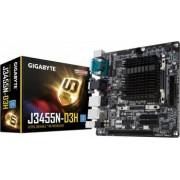 Placa de baza GIGABYTE Intel Celeron J3455 2xSATA