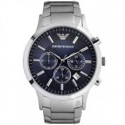 Armani orologi Ar2448 Gents Watch argento in acciaio inox