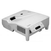 NEC Videoprojector NEC UM330Wi - UCD* / Interactivo / WXGA / 3300lm / LCD / Wi-fi via Dongle