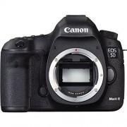 Canon EOS 5d Mark III + EF 24105L is usm spiegelreflexcamera Zwart