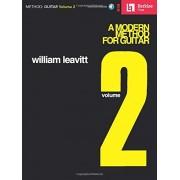 Leavitt, William A Modern Method for Guitar, Volume 2